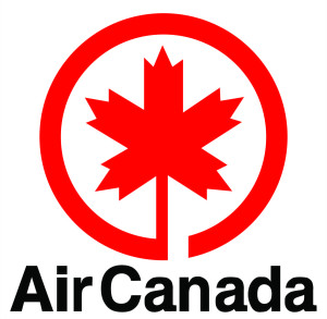 Air Canada logos