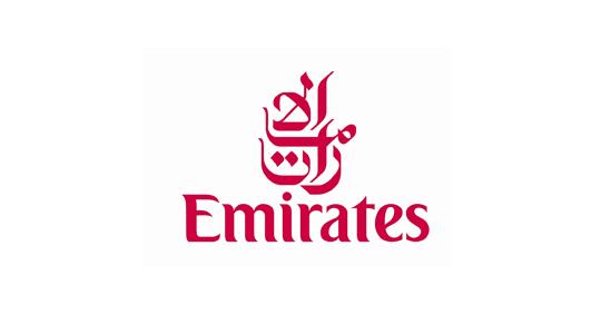 La compagnia aerea degli Emirati  gi  224  molto conosciuta a livello    Emirates Airways Logo