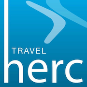 Facebook Herc Travel Logo